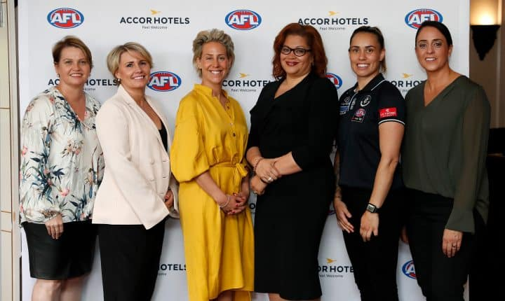 AccorHotels seal the AFL deal as  Official Hotel Partner until 2022