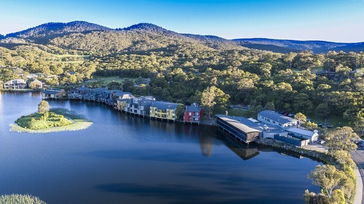 Lake Crackenback Resort & Spa 'Deluxe Accommodation' winner at NSW Tourism Awards 2017