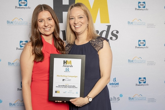 AccorHotels triumph at the 2018 HM Awards