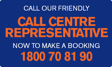 CAll Now to Make a Booking