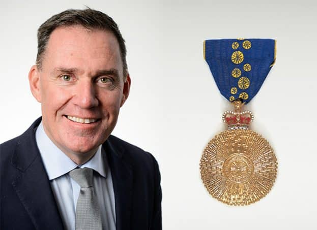 Accor Pacific's Simon McGrath named in Queen's Birthday Honours
