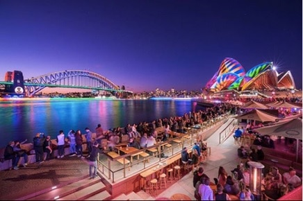 Light up your life with Vivid Sydney